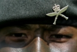 APTOPIX BRITAIN Gurkha